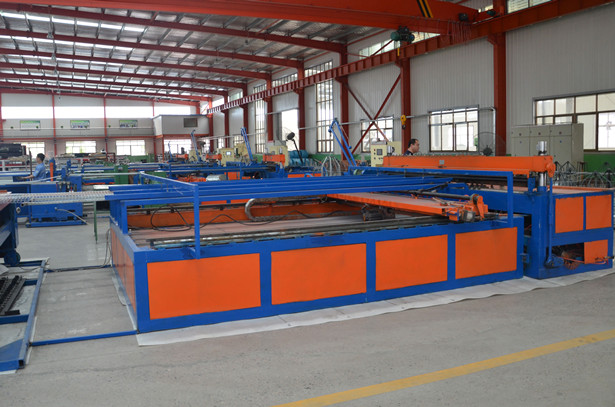 full-automatic-cage-welding-machine-visit